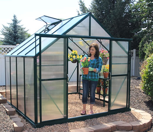 Greenhouses by Price - From $2500 to $3500 Greenhouses and Lean-To's