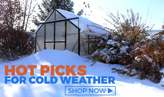 cold weather greenhouse kits