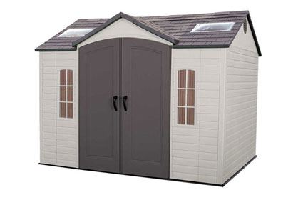 lifetime shed 60020